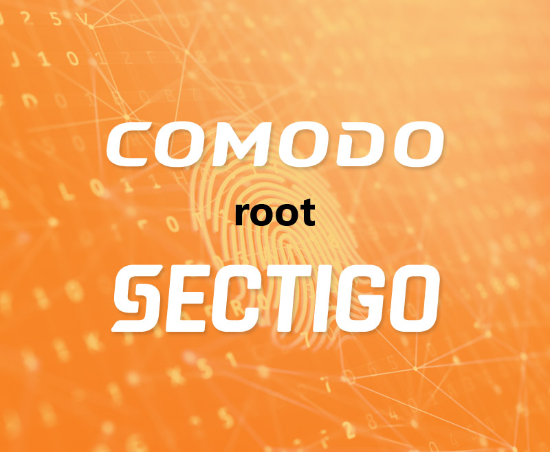 Comodo / Sectigo is changing its Root CAs